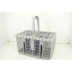 C00257140 ARISTON INDESIT SCHOLTES 8 compartiments n°74 panier a couvert pour lave vaisselle