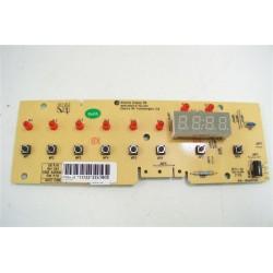 32X1805 DE DIETRICH DVI440WE1 n°99 Carte de commande pour lave vaisselle
