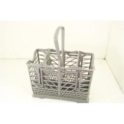 691410477 SMEG 8 compartiments n°75 panier à couverts pour lave vaisselle