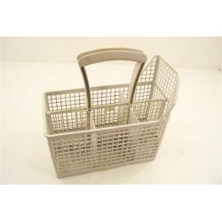 111840160 ARTHUR MARTIN ASF2650 6 compartiments n°28 panier a couvert pour lave vaisselle
