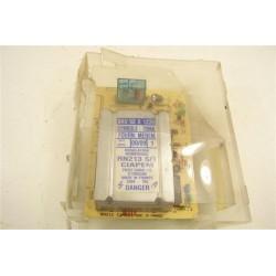 52X1230 BRANDT VEDETTE 854V-D/DF N° 98 module de puissance pour lave linge