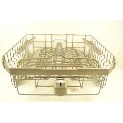 32X3583 DE DIETRICH DVH738BE1 n°28 panier supérieur de lave vaisselle