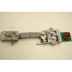 41035005 CANDY HOOVER n°53 carte d'affichage module clavier de lave linge