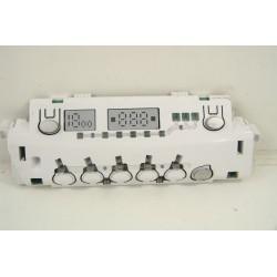 41035751 CANDY EVO14103D n°55 carte d'affichage module clavier de lave linge