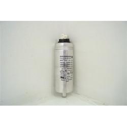 00600152 BOSCH WTE86300FF/02 N°79 condensateur pour sèche linge 7.5µF