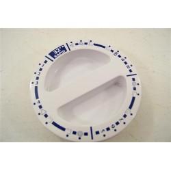 41008075 CANDY CIN100T N°57 bouton de programmateur pour lave linge