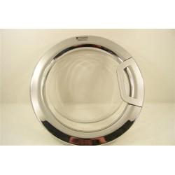 C00287794 HOTPOINT ARISTON WMG1063BXFR n°65 porte pour lave linge