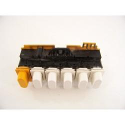 2084851 MIELE W789 n°24 clavier pour lave linge