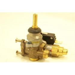 C00063699 SCHOLTES TF66S n°56 robinet aux/s-rap+inter pour plaque de cuisson gaz