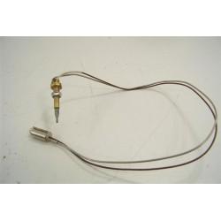 C00094330 SCHOLTES TF66S n°9 thermocouple bruleur triple couronne pour plaque de cuisson