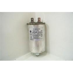 AYA ASL166W N°81 condensateur pour sèche linge 10 µF