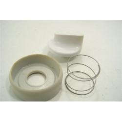C00093499 INDESIT K2C10M n°48 manette bouton pour plaque de cuisson
