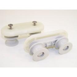 FAURE LVI763 n°4 Roulette de rail supérieur pour lave vaisselle