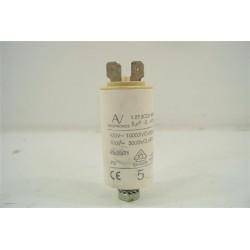 C00076659 ARISTON LS244FR n°83 condensateur 5µF pour lave vaisselle
