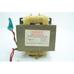 TRISTAR MW2902 n°6 transformateur XB-800-20 pour four micro-ondes