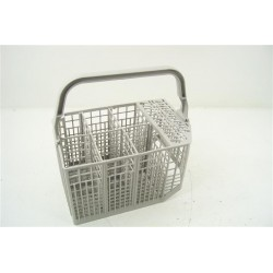 32X2980 BRANDT LJF-042X 6 compartiments n°81 panier à couverts pour lave vaisselle