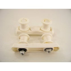 012G9350001 PROLINE FDP 49W N°6 roulette rail supérieur pour lave vaisselle