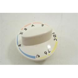 481241348272 WHIRLPOOL AWM408 N°25 Bouton de programmateur pour lave linge