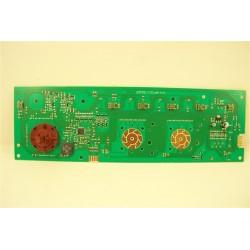 INDESIT IDCAG35BFR n°30 carte de commande pour sèche linge
