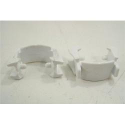 C00094118 ARISTON INDESIT n°8 butoir AV et AR panier supérieur pour lave vaisselle