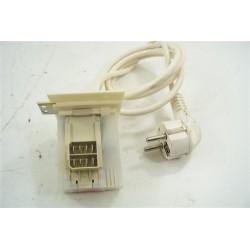 C00194060 SCHOLTES LVL12-67IX n°84 câble d'alimentation schuko pour lave vaisselle