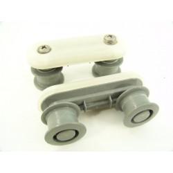 50289087004 ELECTROLUX ASI 66010K n°5 Roulette de rail supérieur pour lave vaisselle