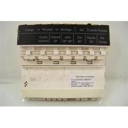 00641284 SIEMENS SE25M279FF/011 n°84 module de commande pour lave vaisselle