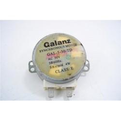 FAR P70D17L n°6 moteur GAL-5-30-TD de plateau tournant micro-ondes