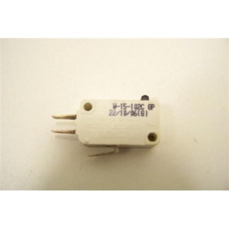 FAR P70D17L n°12 Switch W-15-102C pour four a micro-ondes