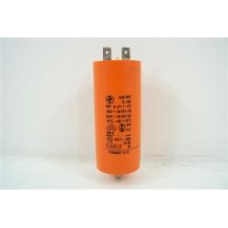 BRANDT LV146B n°89 Condensateur 10µF de démarrage pour lave vaisselle