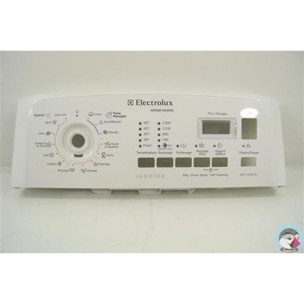 electrolux awt13530w n 139 bandeau d 39 occasion pour lave linge. Black Bedroom Furniture Sets. Home Design Ideas