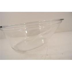 2902190100 BEKO WMD67141 n°101 verre de hublot pour lave linge