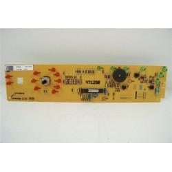 57X1802 VEDETTE VST140 N°55 carte de commande pour sèche linge