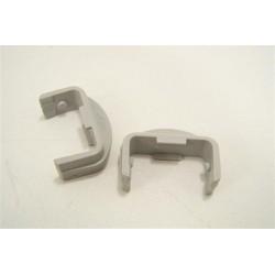32X2301 DE DIETRICH DVY640BE1 n°45 Embout avant de glissière pour lave vaisselle