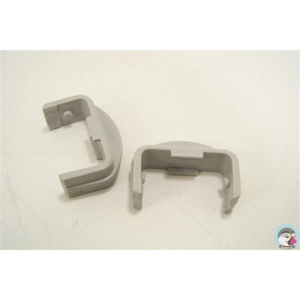 32x2301 de dietrich dvy640be1 n 45 embout avant de glissi re pour lave vaisselle - Lave vaisselle porte a glissiere ...