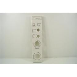 MINEA WP7AD n°28 bandeau de commande pour lave vaisselle