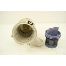 00142370 SIEMENS WD12D560FF/07 n°238 pompe de vidange pour lave linge