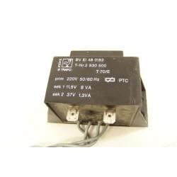 2830500 MIELE T454 n°94 transformateur pour sèche linge