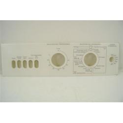 3514140 MIELE W701 N°146 bandeau pour lave linge