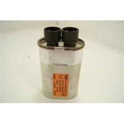 SAMSUNG M191DN n°11 Condensateur 1µF CH-2101004C8N pour four a micro-ondes
