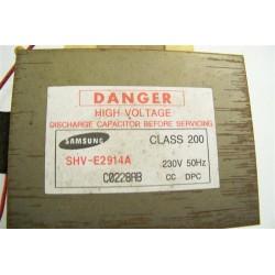 SAMSUNG M191DN n°8 transformateur SHV-E2914A pour four micro-ondes