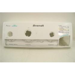 55X7697 BRANDT WTM1031FE/E N°147 bandeau pour lave linge