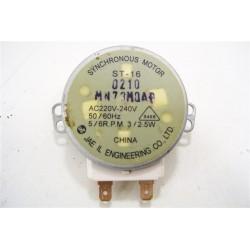 HAIER HR-6756T n°9 moteur de plateau tournant micro-ondes