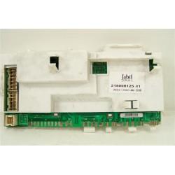 INDESIT WIE12 n°185 module de puissance HS de lave linge