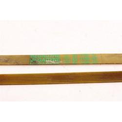 EL 1150 H7 courroie MEGADYNE pour lave linge