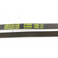 1980 H7 MEGADYNE courroie pour sèche linge