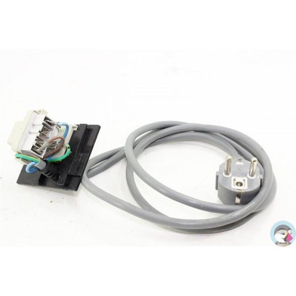 41026802 rosieres rlf101 n 92 cable d alimentation pour lave vaisselle. Black Bedroom Furniture Sets. Home Design Ideas