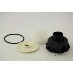 50285543000 ELECTROLUX ASF6160 n°22 tête de pompe de cyclage pour lave vaisselle