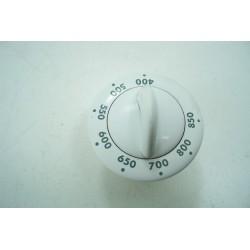 1294755010 FAURE LTV856 N°22 Bouton de température pour lave linge