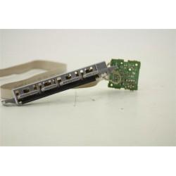 PHILIPS 42PFL7762D/12 N°22 clavier et récepteur infra-rouge Pour téléviseur